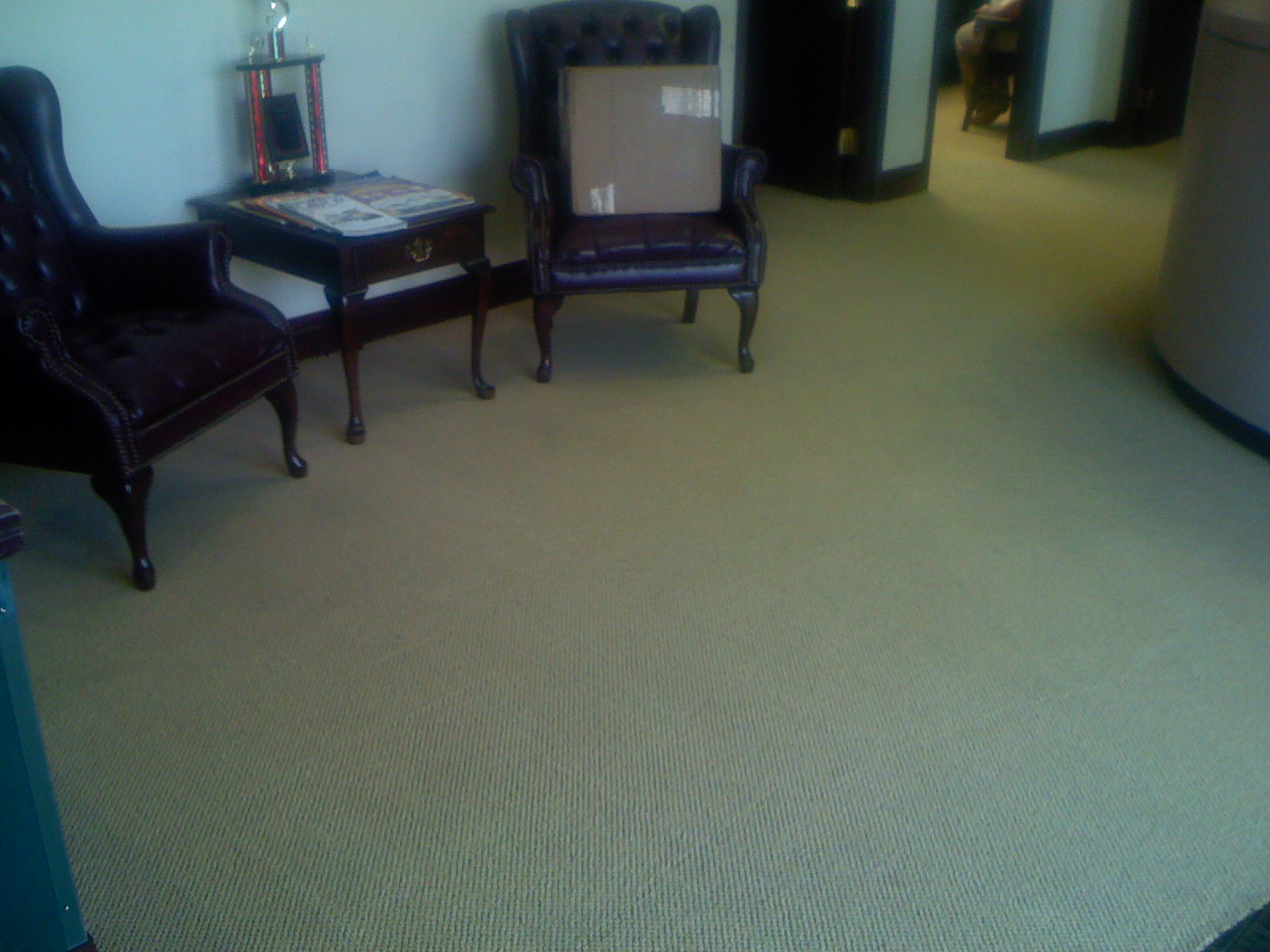 Oklahoma City Carpet Cleaning Services - Commercial flooring okc
